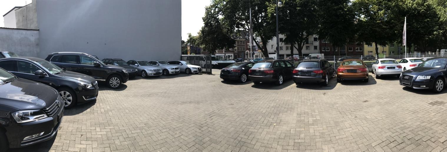 Im Herzen von Krefeld – umfangreiches Angebot